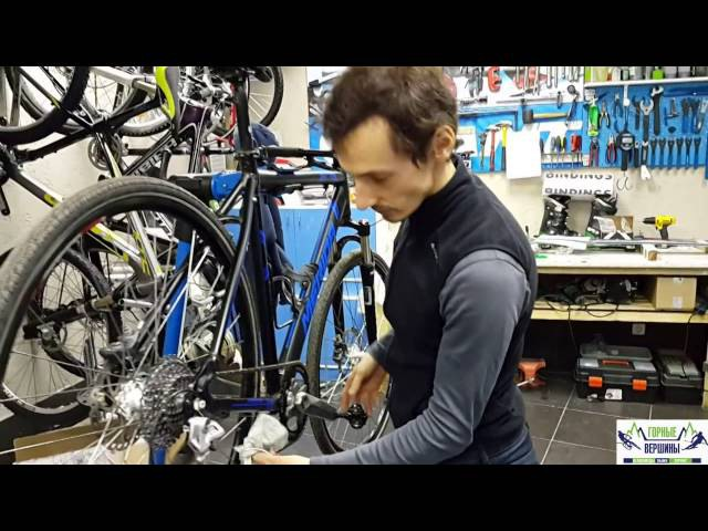 Структура, смазка и износ велосипедной цепи