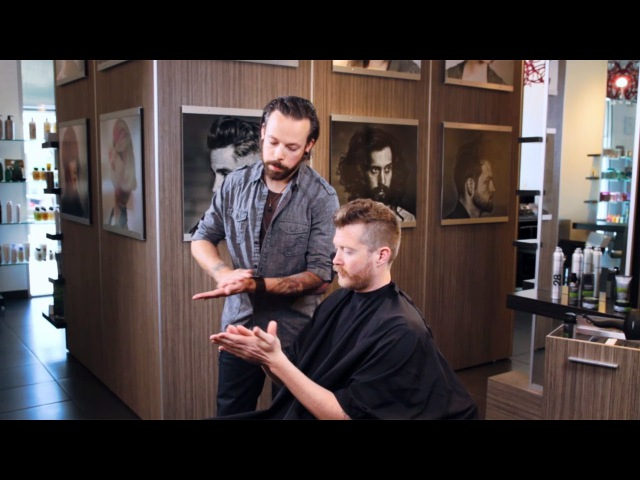 How To Apply Product In Men's Hair For Best Results