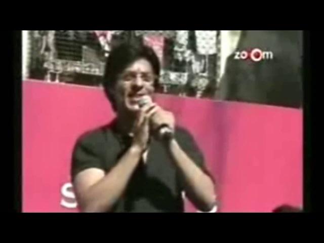Шахрукх Кхан встретился с поклонниками перед премьерой шоу Кто хочет стать мил » Freewka.com - Смотреть онлайн в хорощем качестве