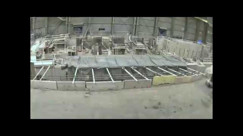 Компания Arconic опубликовала видео своего рабочего процесса