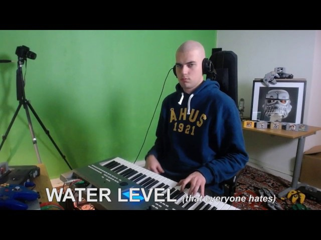 Music genre video game