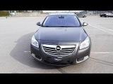 Opel Insignia 2.0 CDTI 160PS Осмотр, Проверка и Тест Драйв