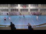 Авангард - Вектор (2:3), 11.12.2016. Первый тайм