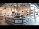 La Marzocco Cafe Seattle Pt. 1 | La Marzocco Warehouse Showroom, Prep, Espresso Legends
