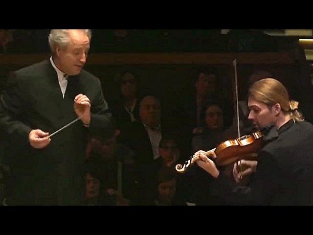 DAVID GARRETT: ♫ Frühling ♫ aus A. Vivaldis 4 Jahreszeiten