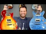 Les Paul vs Les Paul Double Cut - Guitar Tone Comparison!