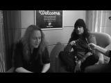 Kreator Interview Mille Petrozza and Sami Yli-Sirniö about