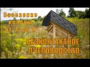 Заселение колоды от А до Я Колодное пчеловодство
