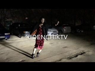 Дэнчик - Ольга Бузова исполняет свою новую песню! ЭКСКЛЮЗИВ!!!