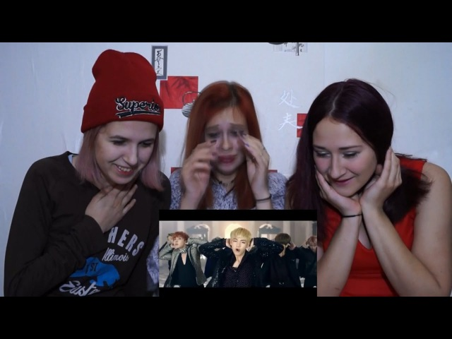 방탄소년단 (BTS) '피 땀 눈물 (Blood Sweat Tears)' MV REACTION from RUSSIA! U FCKNG KDDNG US