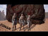 Conan Exiles - ИГРА МЕНЯЕТСЯ баги нового ПАТЧА
