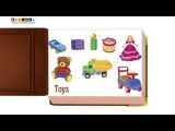Flashcards for Kids - Infant Early Learning Educational Video Toys.