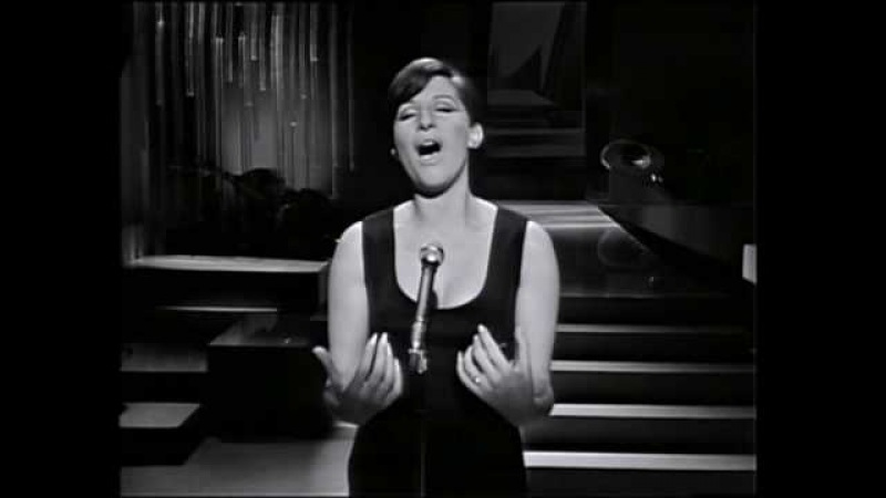 Barbra Streisand sings ' When the sun comes out '