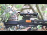 Kansas Turkey Hunt with Crossbow
