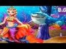 Eliza Mermaid Dressup - Eliza Mermaid Nemo Ocean Adventure - Frozen Elsa Finding Nemo.HD 1080p