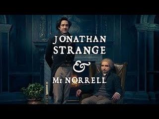 Джонатан Стрендж и мистер Норрелл (Jonathan Strange Mr Norrell) трейлер сериала.