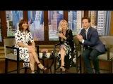 Live with Kelly (April 7, 2017) Jason Statham, Rashida Jones &amp co-host Scott Wolf Full Episode