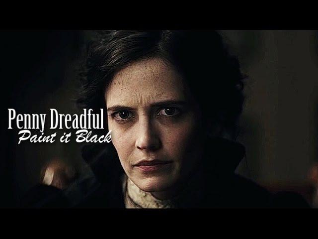 Penny Dreadful | Black