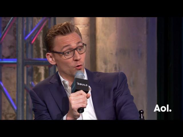 Tom Hiddleston, Sienna Miller, Luke Evans Ben Wheatley On High-Rise   AOL BUILD