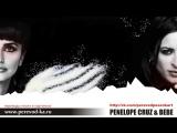 Penelope Cruz ft. Bebe - Siempre Me Quedara (Cocaine) с переводом (Lyrics) HD