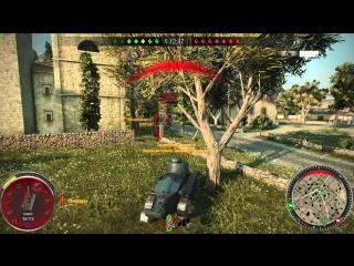 World of Tanks xone edition -danger moment
