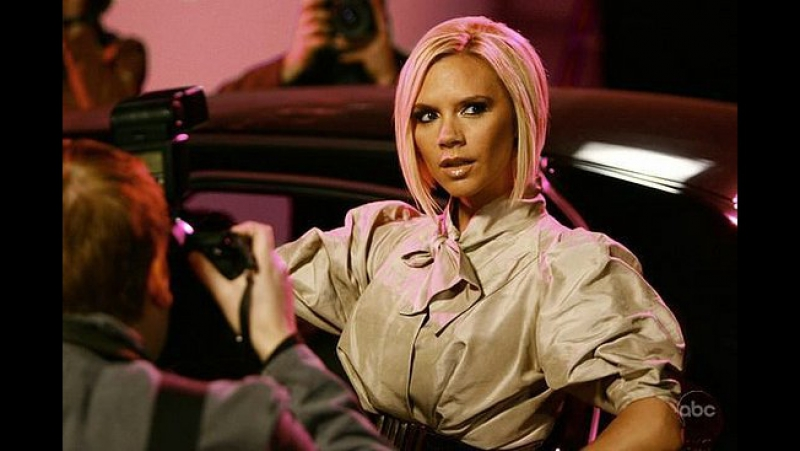 Victoria Beckham in Ugly Betty 08.11.2007