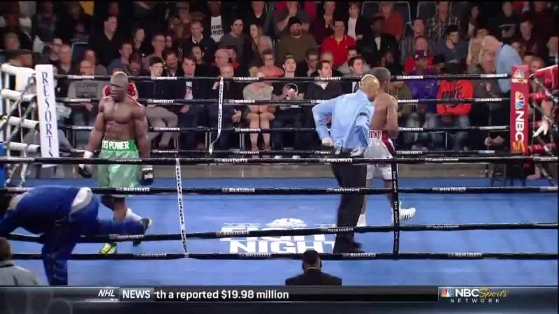 Thabiso Mchunu vs Olanrewaju Durodola (24-01-2014)