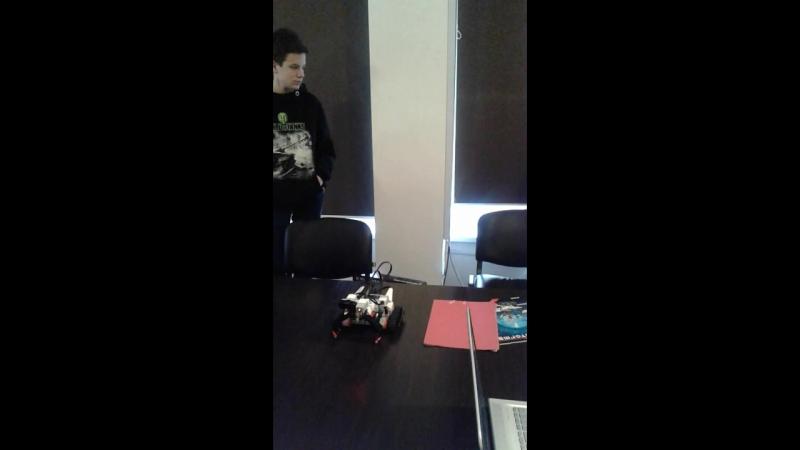 Відкриття курсу з Робототехніки Ужгород