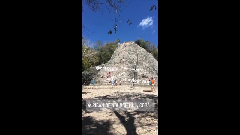 Девичник Сары Годшоу в Тулуме, Мексика 6