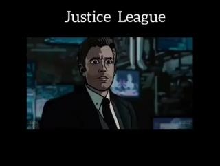 Justice League \Jackass League