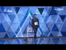 [PERF.] 170414 Jeong Si Hyun (GNI Ent.) – EP.2 Produce 101 @ Mnet Official