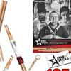 Барабанные палочки StarSticks