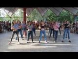 Уличные танцы.5 отряд.