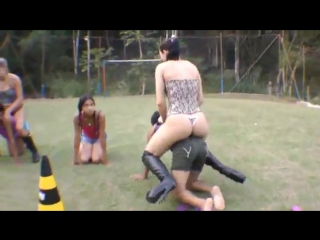 all-fours ponygirls