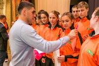 Президентские спортивные игры. Школа № 8 Усть-Илимск