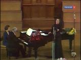 Георгий Свиридов. Романсы и песни, концерт Е. Образцовой в БЗК, 1976