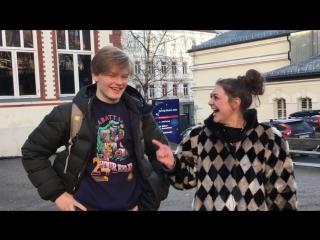 Tarjei og David Kosegruppa DK I skamfamily