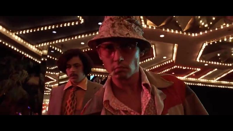 Страх и Ненависть в Лас Вегасе Fear and Loathing in Las Vegas 1998 Эфир