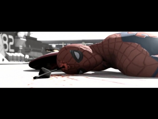 Captain America - Civil War (альтернативная концовка)