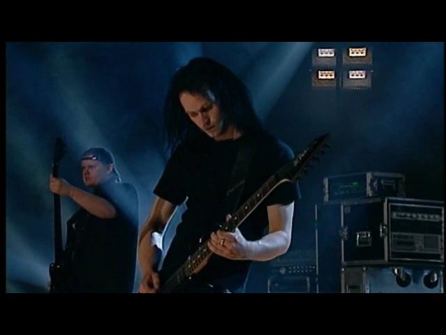The Sins Of Thy Beloved - All Alone (Metalmania Festival, Cracov, Poland 2001)