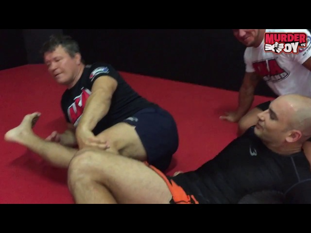 Oleg Taktarov: MMA tech 8 талантливый мистер Рипли