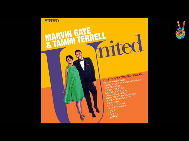 Marvin Gaye Tammi Terrell - 04 - Something Stupid (by EarpJohn)