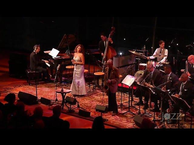 Jimmy Heath Big Band feat. Melissa Aldana, Roberta Gambarini Live at Jazz at Lincoln Center 2016