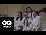 GQ Человек года: Сергей Шнуров