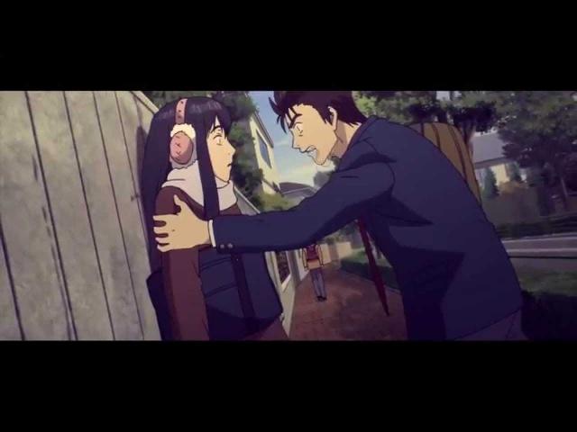 Parasyte   AMV [Shinichi X Kana]   مونتآآآج أنمي الطفيليات