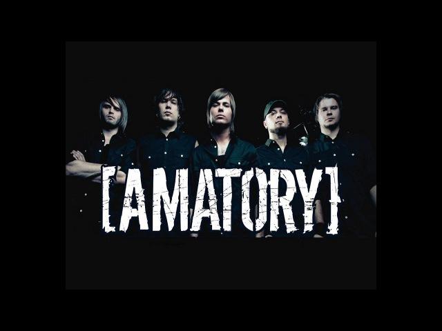 AMATORY (Аматори) - Остановить время Альтернатива тяжелый рок