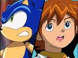 Sonic X Episode 70 (JPN Audio) - The Eggman Fleet Appears!