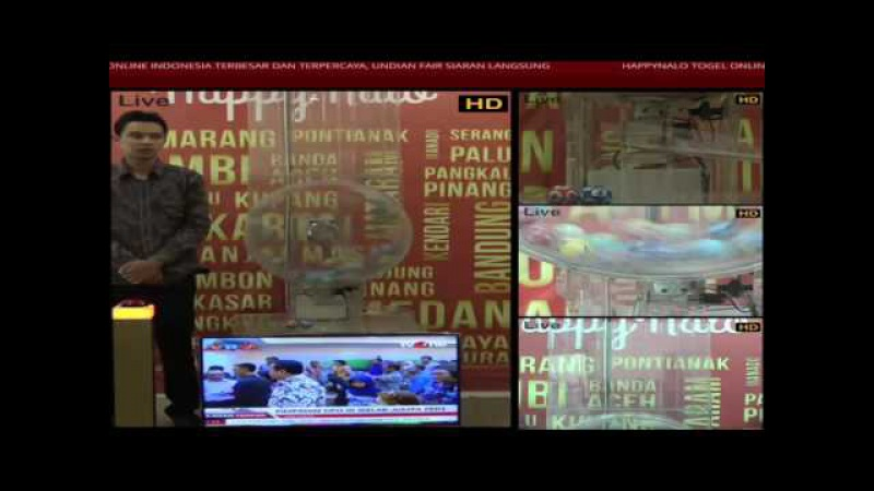 Hasil Live Togel Buntut Undian Kupon HappyNalo Periode 17 September 2016