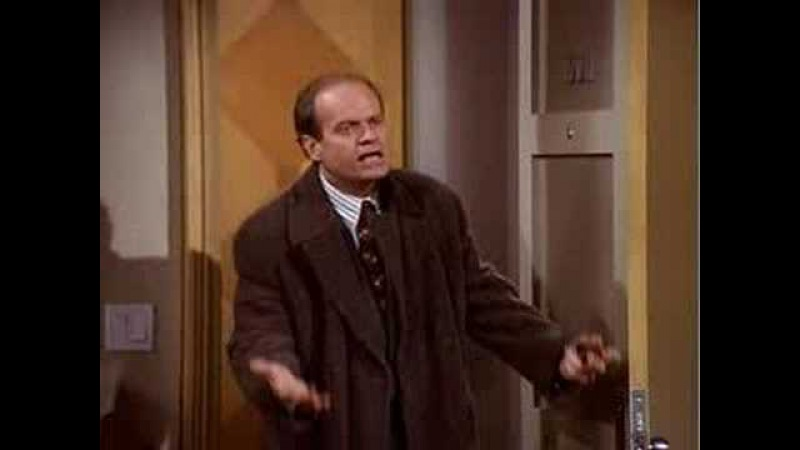 Frasier's Thoughts about Sex