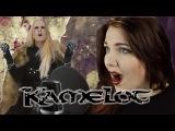KAMELOT -  March Of Mephisto  (Cover by Alina Lesnik feat. Polina Psycheya &amp David Olivares)